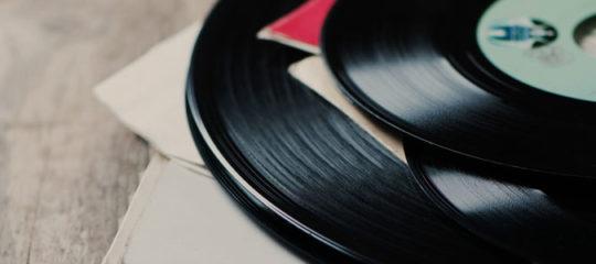 Disques vinyles en ligne