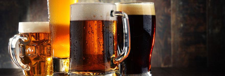 La bière artisanale